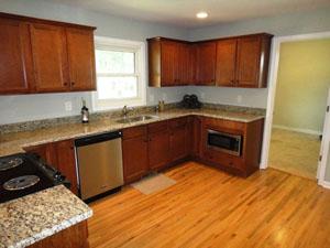 sudbury kitchen after