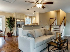 Furman-Living area after