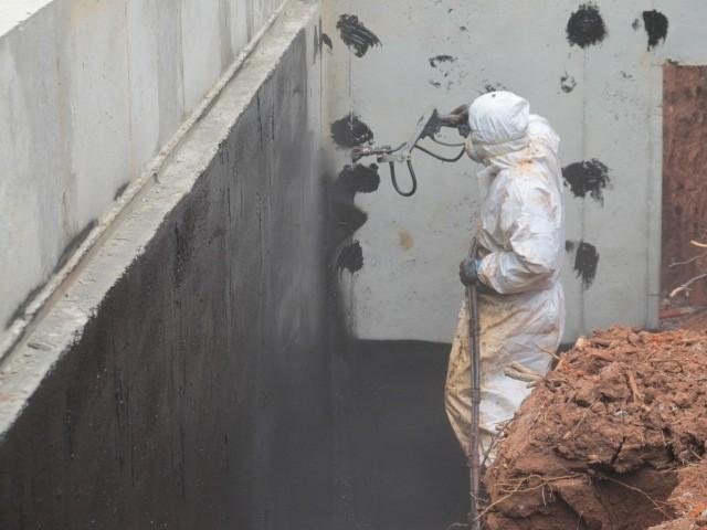 Spray foundation Sealant